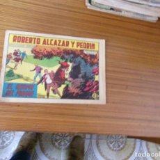 Tebeos: ROBERTO ALCAZAR Y PEDRIN Nº 821 EDITA VALENCIANA. Lote 221702210