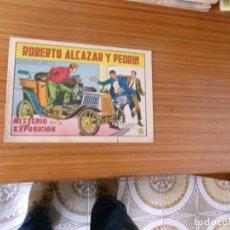 Tebeos: ROBERTO ALCAZAR Y PEDRIN Nº 952 EDITA VALENCIANA. Lote 221702737