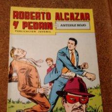 Tebeos: COMIC DE ROBERTO ALCAZAR Y PEDRIN EN ANTIFAZ ROJO Nº 61. Lote 221735268