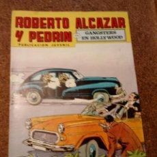 Tebeos: COMIC DE ROBERTO ALCAZAR Y PEDRIN EN GANGSTERS EN HOLLYWOOD Nº 96. Lote 221735275