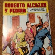 Tebeos: COMIC DE ROBERTO ALCAZAR Y PEDRIN EN MISTERIO EN EL ANTARTICO Nº 156. Lote 221735302