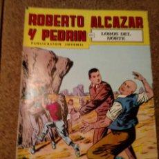 Tebeos: COMIC DE ROBERTO ALCAZAR Y PEDRIN EN LOBOS DEL NORTE Nº 175. Lote 221735328