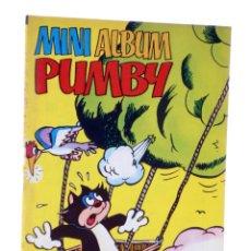 Tebeos: MINI ÁLBUM PUMBY 13 (VVAA) VALENCIANA, 1984. OFRT. Lote 221858118