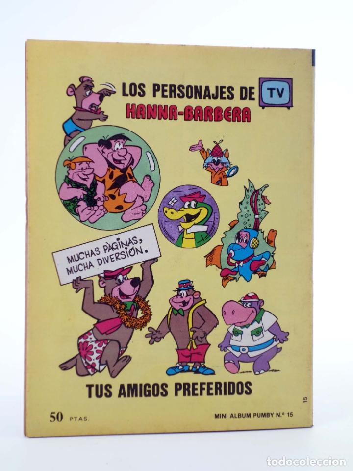 Tebeos: MINI ÁLBUM PUMBY 15 (Vvaa) Valenciana, 1984. OFRT - Foto 2 - 221858308