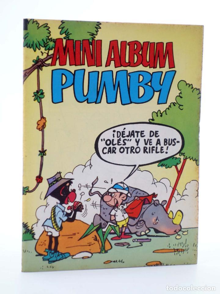 MINI ÁLBUM PUMBY 15 (VVAA) VALENCIANA, 1984. OFRT (Tebeos y Comics - Valenciana - Pumby)