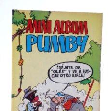 Tebeos: MINI ÁLBUM PUMBY 15 (VVAA) VALENCIANA, 1984. OFRT. Lote 221858308