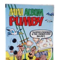 Tebeos: MINI ÁLBUM PUMBY 16 (VVAA) VALENCIANA, 1984. OFRT. Lote 221858312