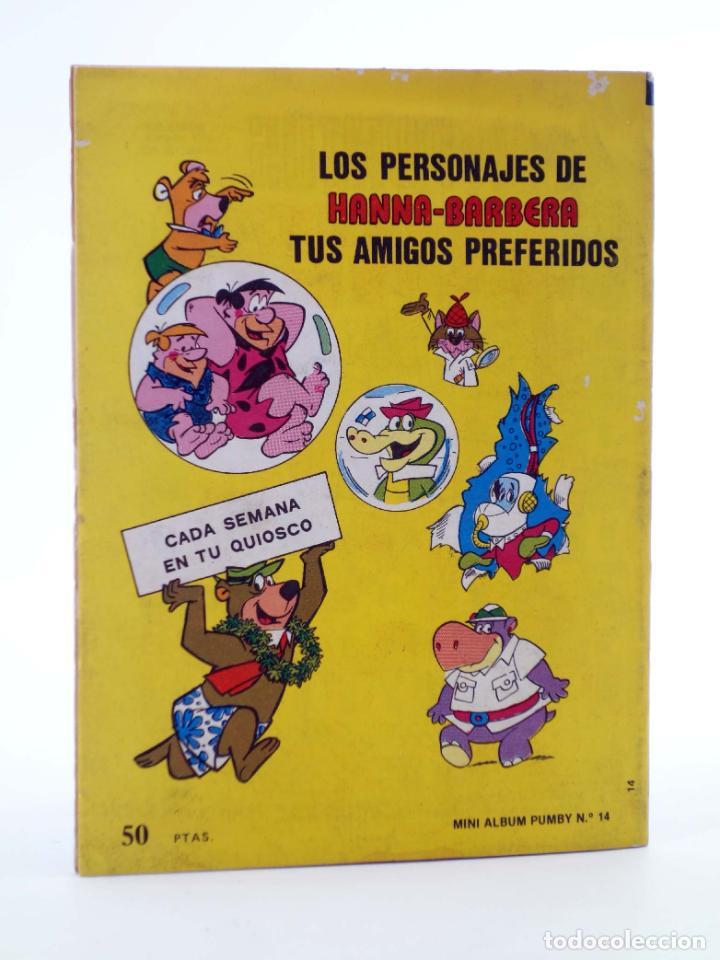 Tebeos: MINI ÁLBUM PUMBY 14 (Vvaa) Valenciana, 1984. OFRT - Foto 2 - 221858316