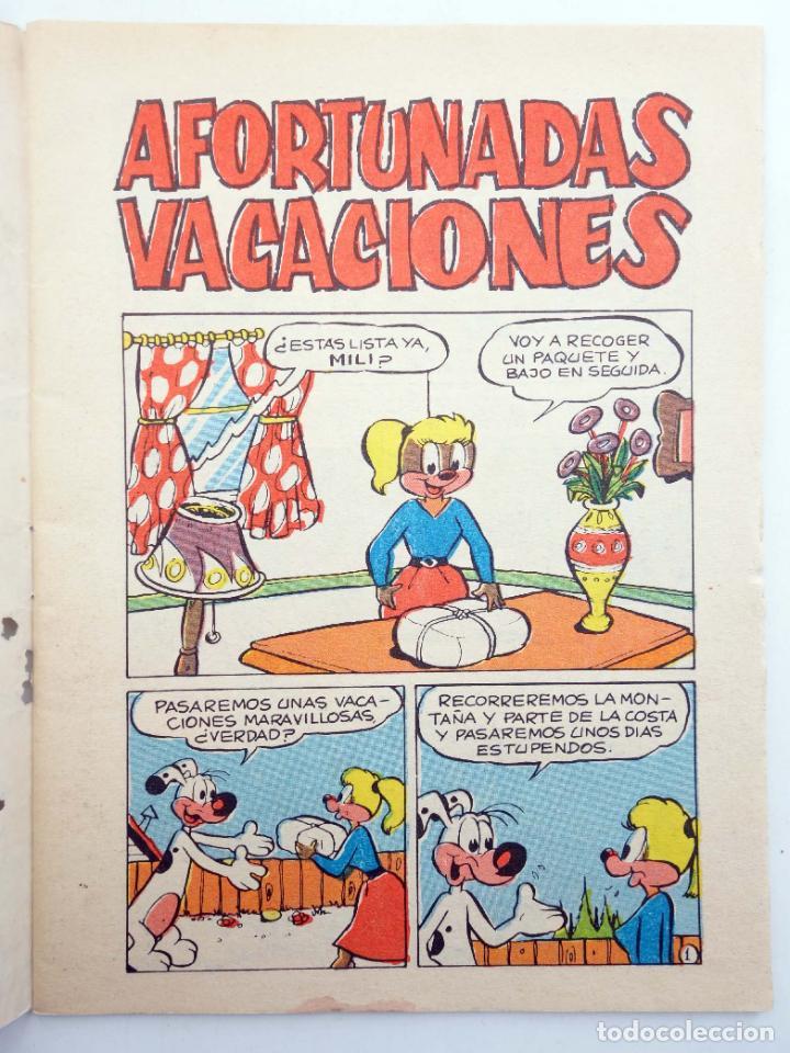 Tebeos: MINI ÁLBUM PUMBY 14 (Vvaa) Valenciana, 1984. OFRT - Foto 3 - 221858316