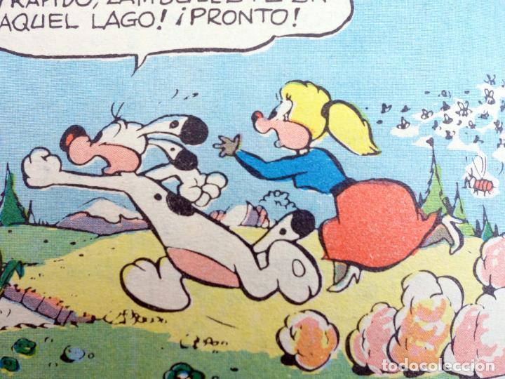 Tebeos: MINI ÁLBUM PUMBY 14 (Vvaa) Valenciana, 1984. OFRT - Foto 7 - 221858316