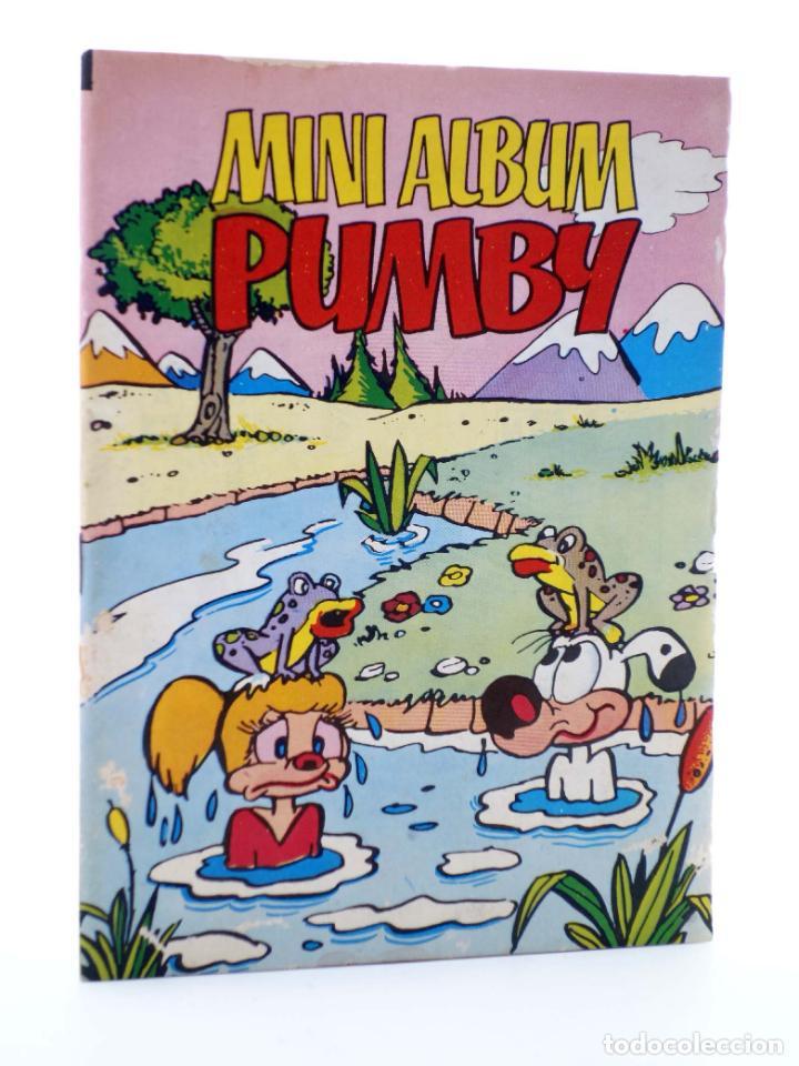 MINI ÁLBUM PUMBY 14 (VVAA) VALENCIANA, 1984. OFRT (Tebeos y Comics - Valenciana - Pumby)