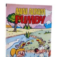 Tebeos: MINI ÁLBUM PUMBY 14 (VVAA) VALENCIANA, 1984. OFRT. Lote 221858316