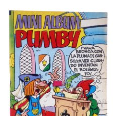 Tebeos: MINI ÁLBUM PUMBY 11 (VVAA) VALENCIANA, 1983. OFRT. Lote 221858317