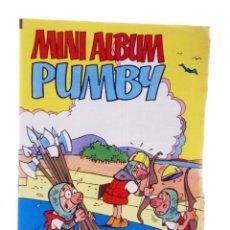 Tebeos: MINI ÁLBUM PUMBY 17 (VVAA) VALENCIANA, 1984. OFRT. Lote 221858340