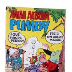 Tebeos: MINI ÁLBUM PUMBY 12 (VVAA) VALENCIANA, 1983. OFRT. Lote 221858345