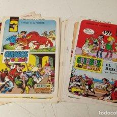 Tebeos: COLOSOS DEL CÓMIC SÚPER 3 / AMBROS / COMPLETA 12 NÚMEROS / VALENCIANA 1983. Lote 221870755