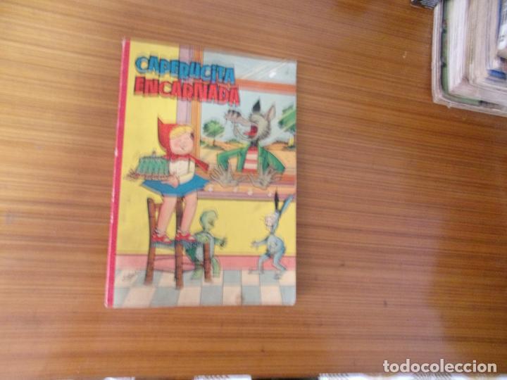 CAPERUCITA ENCARNADA Nº EDITA VALENCIANA (Tebeos y Comics - Valenciana - Otros)