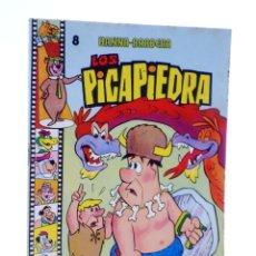 Tebeos: HANNA BARBERA, PUBLICACIÓN JUVENIL 8. LOS PICAPIEDRA. EDIPRINT, 1983. OFRT. Lote 222059063