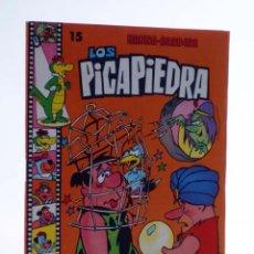 Tebeos: HANNA BARBERA, PUBLICACIÓN JUVENIL 15. LOS PICAPIEDRA. EDIPRINT, 1983. OFRT. Lote 222059070