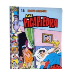 Giornalini: HANNA BARBERA, PUBLICACIÓN JUVENIL 18. LOS PICAPIEDRA. EDIPRINT, 1984. OFRT. Lote 222059072