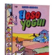 Tebeos: HANNA BARBERA, PUBLICACIÓN JUVENIL 19. EL OSO YOGUI. EDIPRINT, 1984. OFRT. Lote 222059083