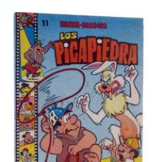 Tebeos: HANNA BARBERA, PUBLICACIÓN JUVENIL 11. LOS PICAPIEDRA. EDIPRINT, 1983. OFRT. Lote 222059087