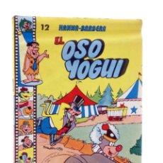 Tebeos: HANNA BARBERA, PUBLICACIÓN JUVENIL 12. EL OSO YOGUI. EDIPRINT, 1983. OFRT. Lote 222059093