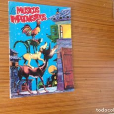 Tebeos: ADAPTACIONES GRAFICAS DE CUENTOS CLASICOS LOS MUSICOS IMPROVISADOS EDITA VALENCIANA. Lote 222101331
