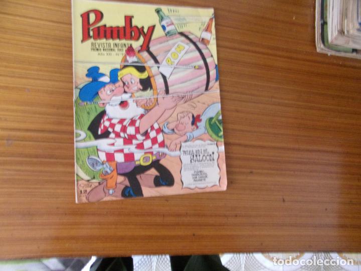 PUMBY Nº 922 EDITA VALENCIANA (Tebeos y Comics - Valenciana - Pumby)