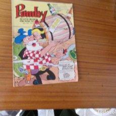 Tebeos: PUMBY Nº 922 EDITA VALENCIANA. Lote 222104408
