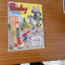 Tebeos: PUMBY Nº 891 EDITA VALENCIANA. Lote 222104501