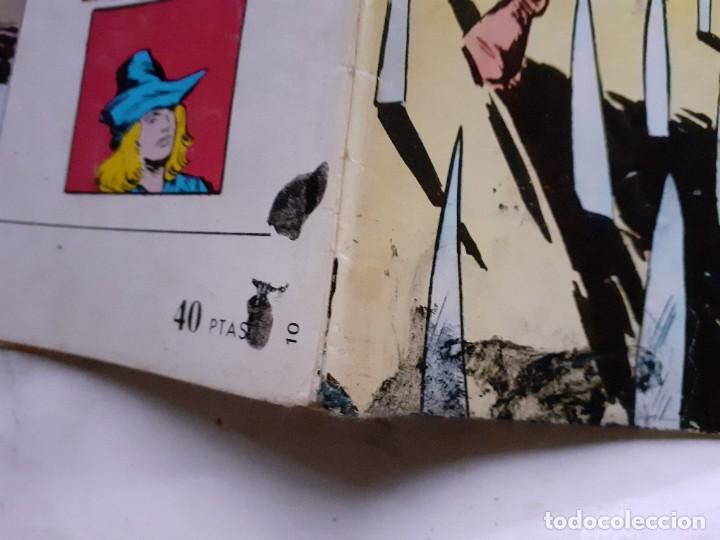 Tebeos: EL AGUILUCHO-SELECCIÓN AVENTURERA- Nº 10 -DURA VICTORIA-1981-GRAN MANUEL GAGO-CORRECTO-LEA-3921 - Foto 3 - 222152542