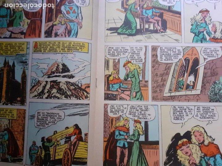 Tebeos: EL AGUILUCHO-SELECCIÓN AVENTURERA- Nº 10 -DURA VICTORIA-1981-GRAN MANUEL GAGO-CORRECTO-LEA-3921 - Foto 6 - 222152542