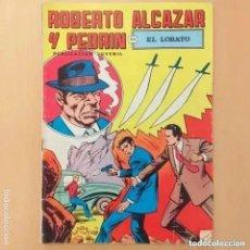 Tebeos: ROBERTO ALCAZAR Y PEDRIN - EL LOBATO. VALENCIANA. NUM 26. Lote 222237980