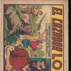 Tebeos: ROBERTO ALCAZAR Y PEDRIN Nº 415: EL CAZADOR LOCO. Lote 222250682