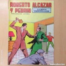 Tebeos: ROBERTO ALCAZAR Y PEDRIN - LA NOVIA EMBOTELLADA. VALENCIANA. NUM 52. Lote 222261682