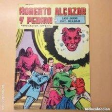 Tebeos: ROBERTO ALCAZAR Y PEDRIN - LOS OJOS DEL DIABLO. VALENCIANA. NUM 29. Lote 222261752