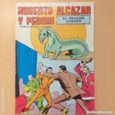 Tebeos: ROBERTO ALCAZAR Y PEDRIN - EL DRAGON TUERTO. VALENCIANA. NUM 41. Lote 222264997