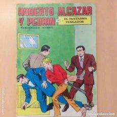 Tebeos: ROBERTO ALCAZAR Y PEDRIN - EL FANTASMA VENGADOR. VALENCIANA. NUM 74. Lote 222265090