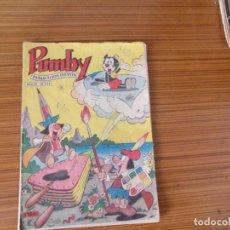 Tebeos: PUMBY Nº 328 EDITA VALENCIANA. Lote 222314732