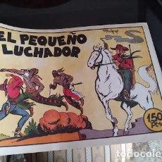 Tebeos: EL PEQUEÑO LUCHADOR COLECCION COMPLETA EN FACSIMIL.. Lote 222371687