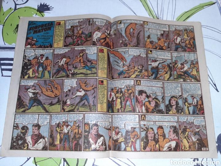 Tebeos: Almanaque de El Pequeño Luchador para 1948, original y muy nuevo - Foto 3 - 222373981