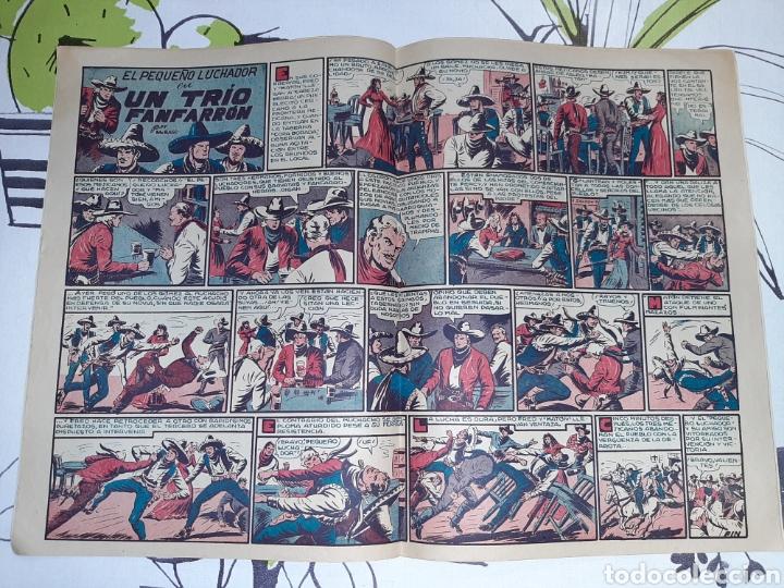 Tebeos: Almanaque de El Pequeño Luchador para 1949, original muy nuevo - Foto 3 - 222374483