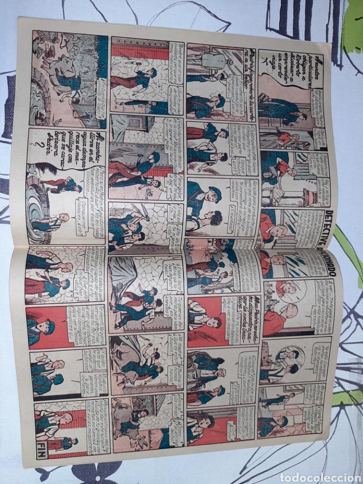 Tebeos: Almanaque de Roberto Alcázar y Pedrín para 1953, original y como nuevo - Foto 3 - 222380906