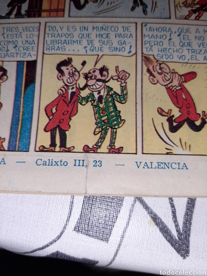 Tebeos: Almanaque de Roberto Alcázar y Pedrín para 1953, original y como nuevo - Foto 4 - 222380906
