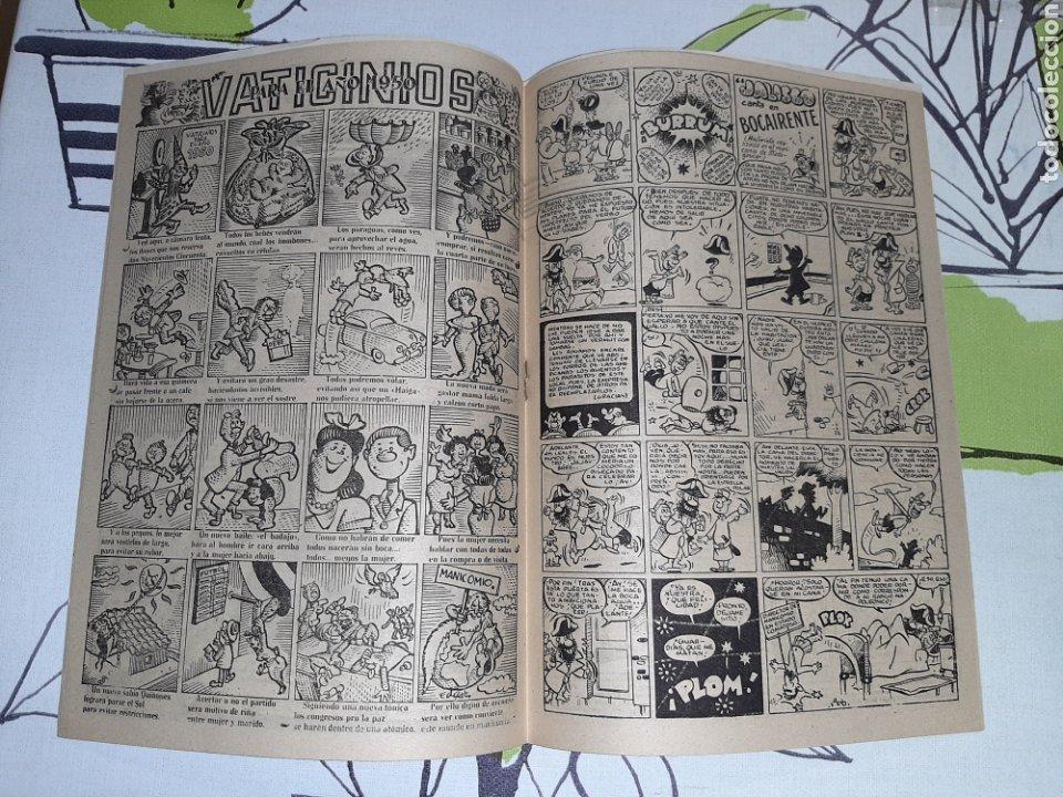 Tebeos: Almanaque de Locos para 1950, original y como nuevo - Foto 3 - 222386412