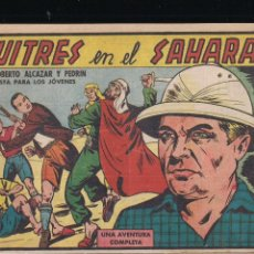 Tebeos: ROBERTO ALCAZAR Y PEDRIN Nº 434: BUITRES EN EL SAHARA. Lote 222469395