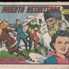 Tebeos: ROBERTO ALCAZAR Y PEDRIN Nº 440: EL MUERTO RESUCITADO. Lote 222470590