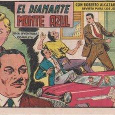 Tebeos: ROBERTO ALCAZAR Y PEDRIN Nº 442: EL DIAMANTE MONTE AZUL. Lote 222470870