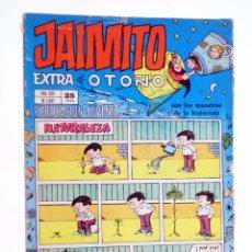Livros de Banda Desenhada: JAIMITO, PUBLICACIÓN JUVENIL 1347. 27 NOVIEMBRE 1975 (VVAA) VALENCIANA, 1975. EXTRA DE OTOÑO. OFRT. Lote 232048590